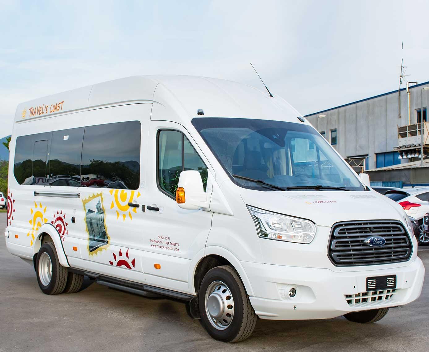 travel coast bus